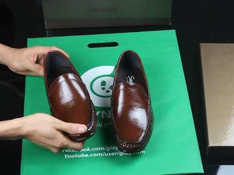 Giày SAVATO nam hàng hiệu