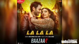LA LA LA -  BAZAAR ( 3D SOUND ) MIX !! USE HEADPHONES 🎧 !!