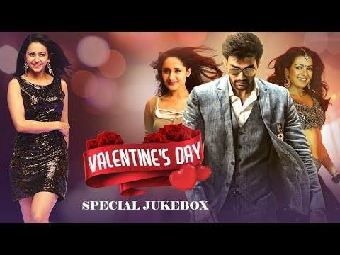 Telugu Romantic Video Songs Jukebox / Valentines Day Special