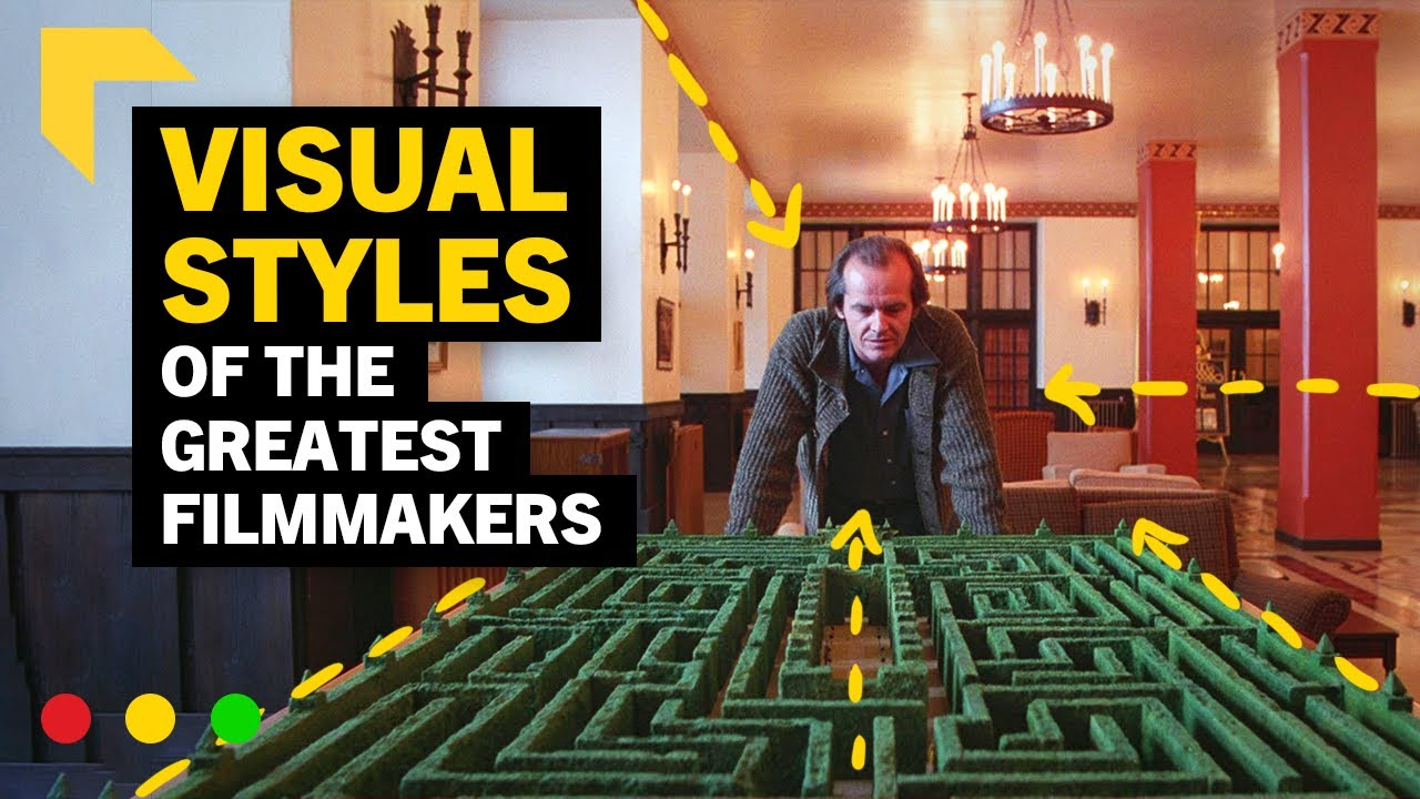 What is Visual Style? | How Directors like Nolan and Kubrick Engage Audiences