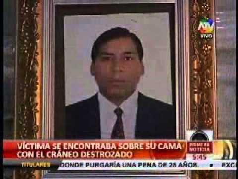 Un ciudadano peruano fue asesinado en Italia. Canal 9