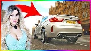 FORZA HORIZON 4 - BMW X6 POKASOWE EDITION! BY SEXMASTERKA