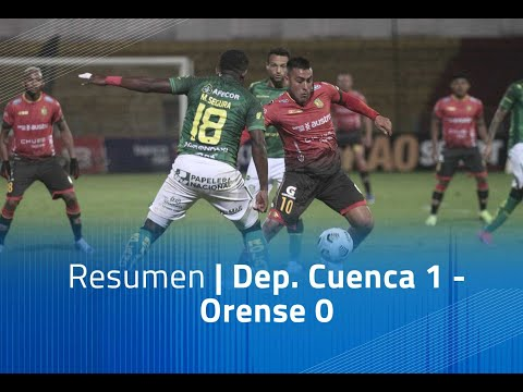 Dep. Cuenca Orense Goals And Highlights