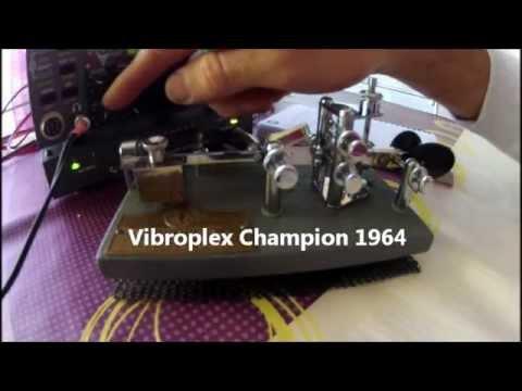 vibroplex bug tamer