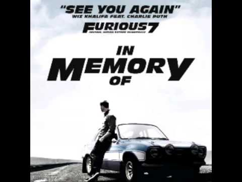 Wiz Khalifa - See You Again (Extended Version)