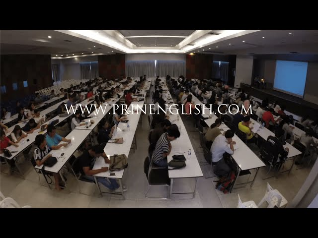 THE TOEIC 990/990 / ONLINE EXPERIENCES - PRINENGLISH