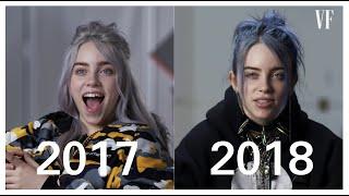 빌리아일리시의 1년전 1년후 인터뷰 마지막편 [한글자막] ※감동주의