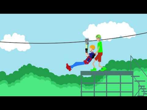 Ziplining Safety in Costa Rica