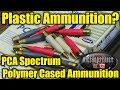 Plastic Ammo - PCA Spectrum Polymer Cased Ammo