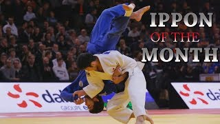 IPPON OF THE MONTH - Norihito Isoda - 柔道