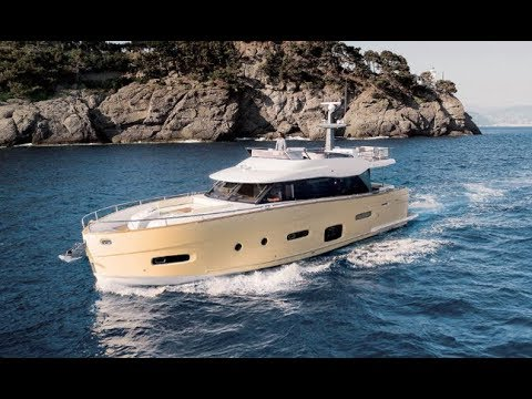 AZIMUT 66 MAGELLANO  Fort Lauderdale Boat Show 2017