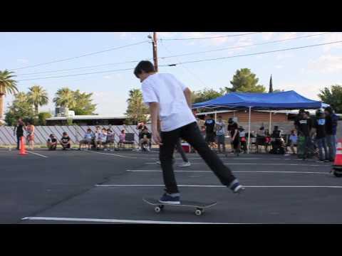 Game of Skate Highlights 8-29-12 Level Ground