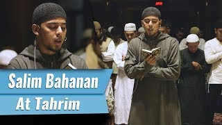 imam sholat merdu surat al fatiha at tahrim salim bahanan
