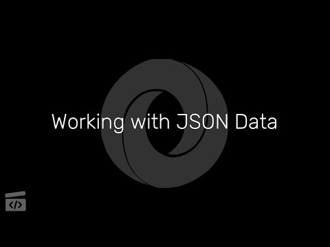 Working With JSON Data & PHP, Part 2: Creating a JSON File