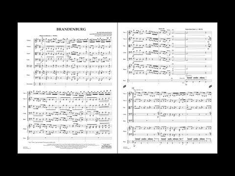 Brandenburg arranged by Larry Moore