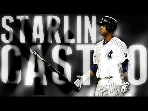 Starlin Castro | 2016 Yankees Highlights Mix ᴴᴰ