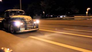 1950 Chevrolet Pickup Truck Bagged