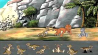 Let's Play The Land Before Time Activity Center Part 6 (HD)