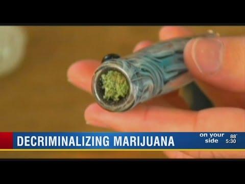 Another city in Tampa Bay area is considering decriminalizing marijuana