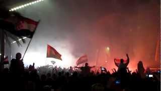 Thomson - Čavoglave - Split - koncert na rivi - generali su slobodni (16.11.2012.)