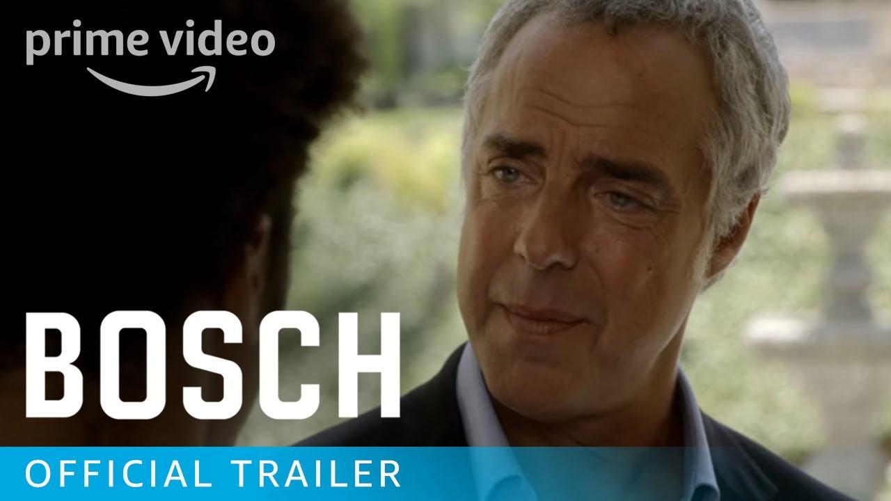 Download Bosch Season 4 - Official Trailer | Prime Video