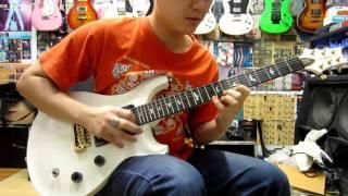 ปั่นกีตาร์ แจม อิมโพรไวส์Shred Guitar - Jam With Paul Gilbert Track