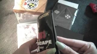 Unboxing - BioHazard 15th Anniversary Box [e-capcom Limited Edition]