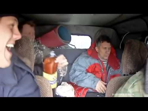 CRAZY Russian Car Party 3