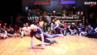 Battle BAD 2015 - HATSOLO (FLOW MO) - BBOYING JUDGE DEMO