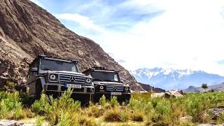 Adventure travel with the G-Class and Mike Horn – Part 8 - Mercedes-Benz original