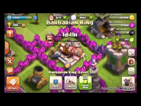 Evolution Of My Barbarian King #1 (Level 1 - 5)