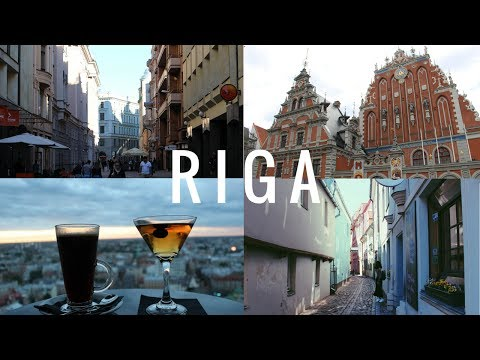 RIGA VLOG - LATVIA 🇱🇻 | viola helen