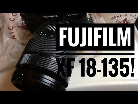 Fujifilm XF 18-135mm f/3.5-5.6R LM OIS WR Review