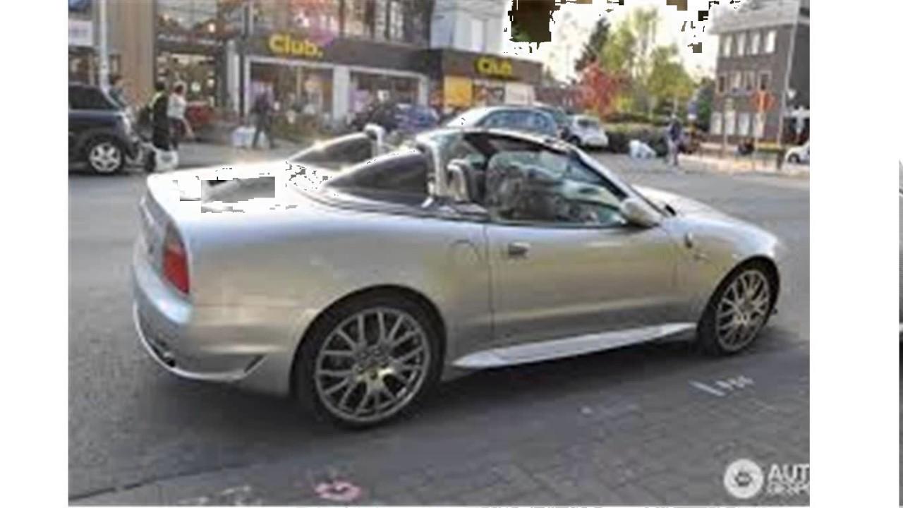 Maserati spyder for sale