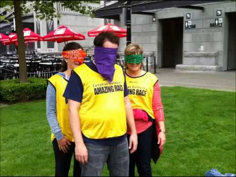 Custom Amazing Chase - Corporate Team Building Activity - Vancouver