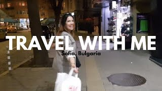 travel with me | sofia, bulgaria