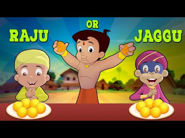 Chhota Bheem - Kaun Jeetega Laddoo   Adventure Videos for Kids in हिंदी   Fun Kids Videos