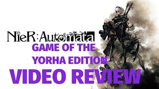 NieR: Automata Game of The YoRHa Edition Review – If It Ain't Broke