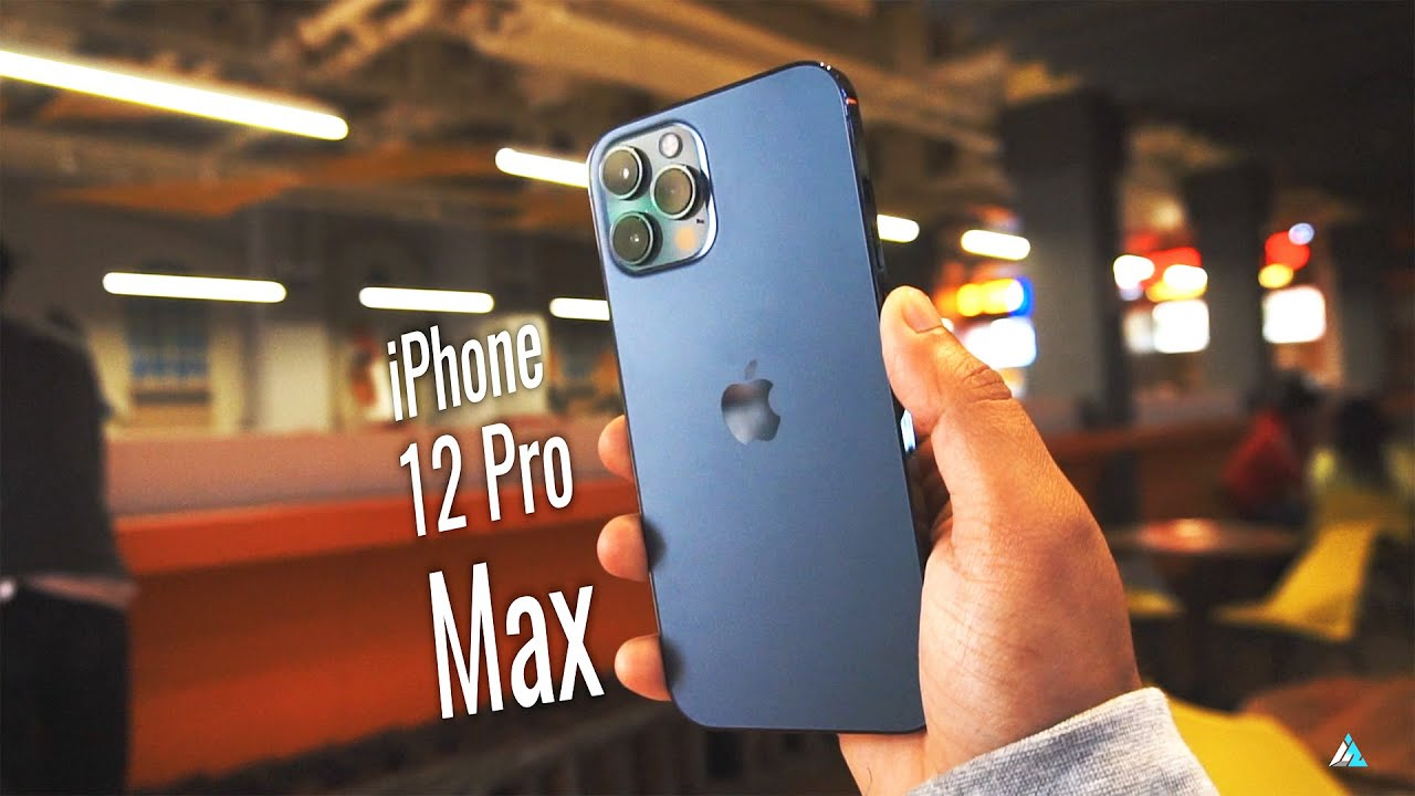 Apple Iphone 12 Pro Max Long Term Review And Unboxing In 2021 Youtube