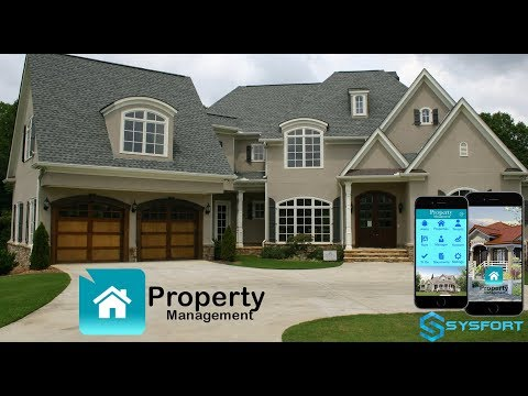 Property Management App by Sysfort Systems.