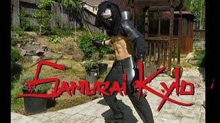 Samurai Kylo: Dark Side Meets Bushido Cosplay