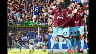 Everton vs West Ham: Yarmolenko gets off the mark with brace before Arnautovic nets