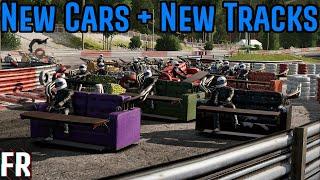 New Cars + New Tracks - Wreckfest On Xbox One