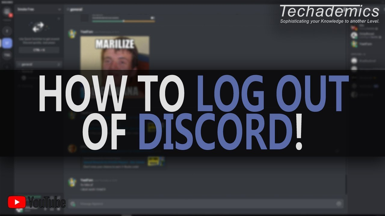 Communication on this topic: How to Log Out of Discord on , how-to-log-out-of-discord-on/