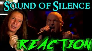 Download Vocal Coach Reacts to Disturbed - The Sound Of Silence - Ken Tamplin Mp3 and Videos