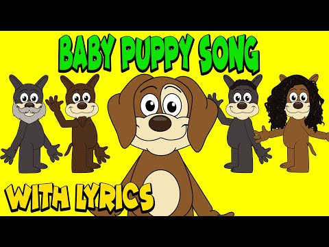 baby-puppy-(baby-shark-song)-with-lyrics-|-nursery-rhymes-and-kids-songs