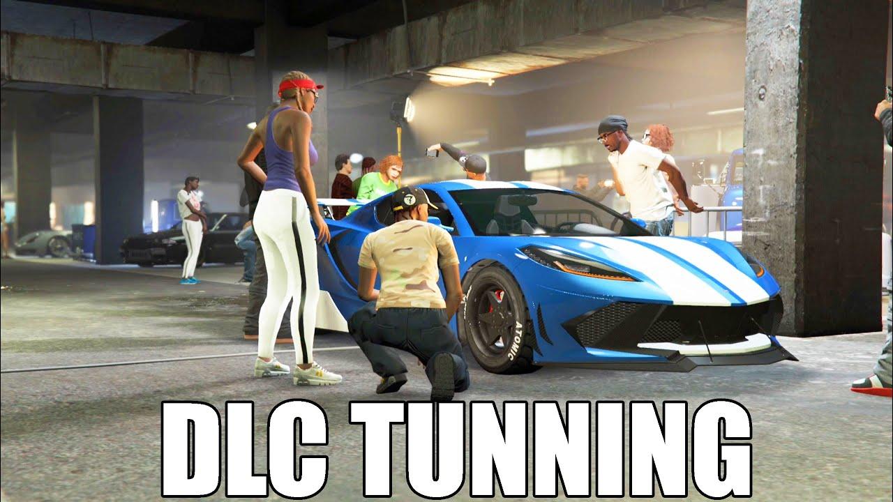 Download DLC TUNNING LOS SANTOS