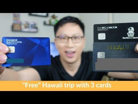 """Free"" $10,600 Hawaii Trip w/ Chase Hyatt + Ritz-Carlton + CSP"