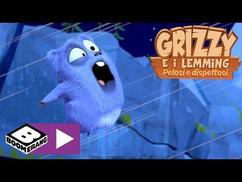 Un'aurora magica   Grizzy e i Lemming   Boomerang