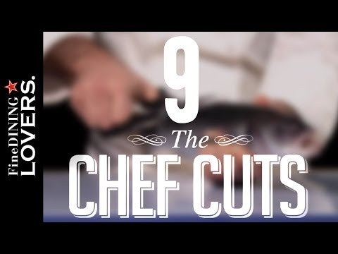 How to Fillet a Fish  Fine Dining Lovers by SPellegrino & Acqua Panna